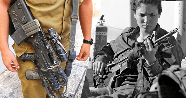 Why the IDF Chose the TAVOR® Over the M4 | IWI US, Inc