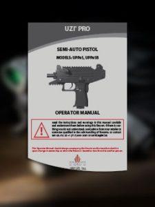 Uzi Pro Manual