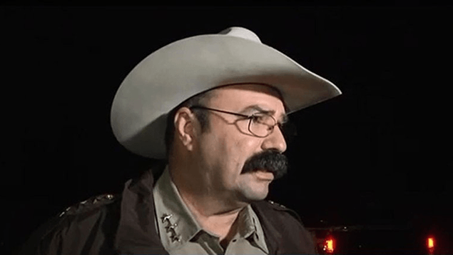Hidalgo County Sheriff Eddie Guerra