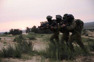 Sayeret Mat' Kal is the Israeli equivalent of Delta Force.