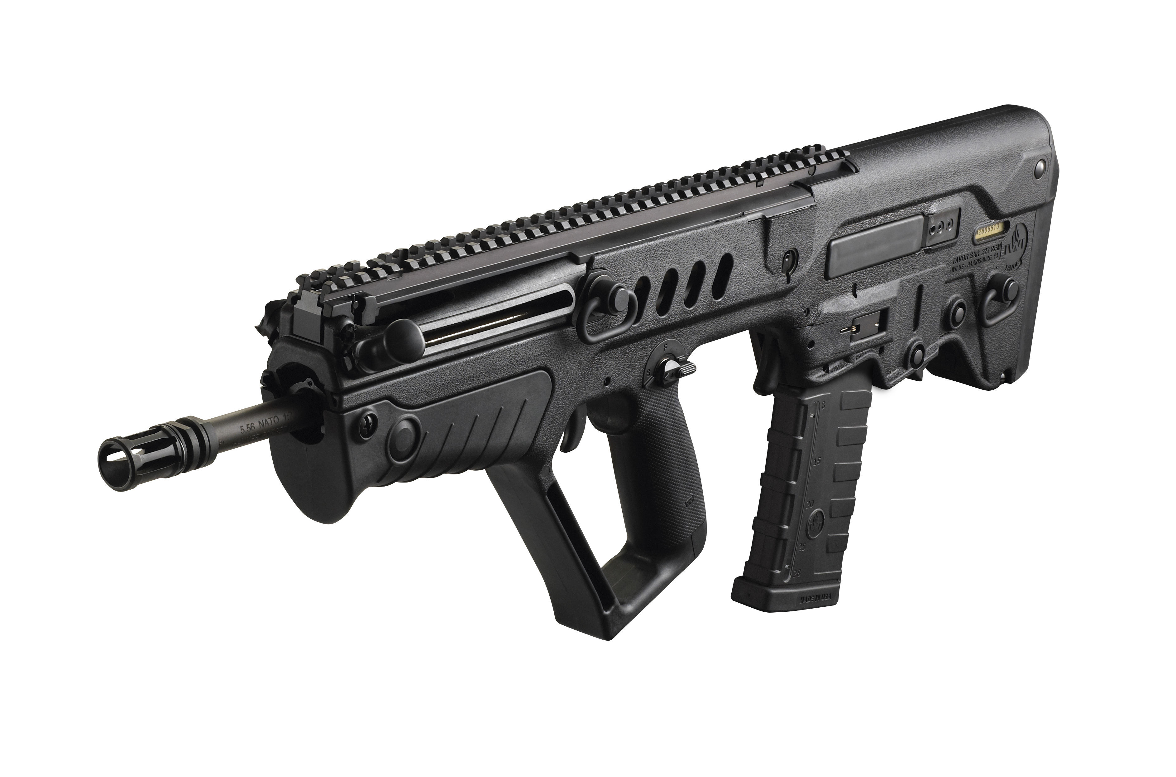 IWI US to Phase Out the Original TAVOR® SAR | IWI US, Inc