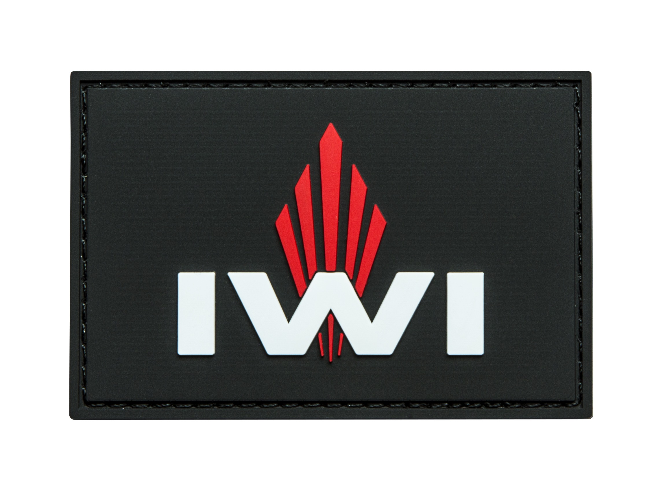 An IWI vinyl patch with Velcro back for your range bag 2b769c4ae7a