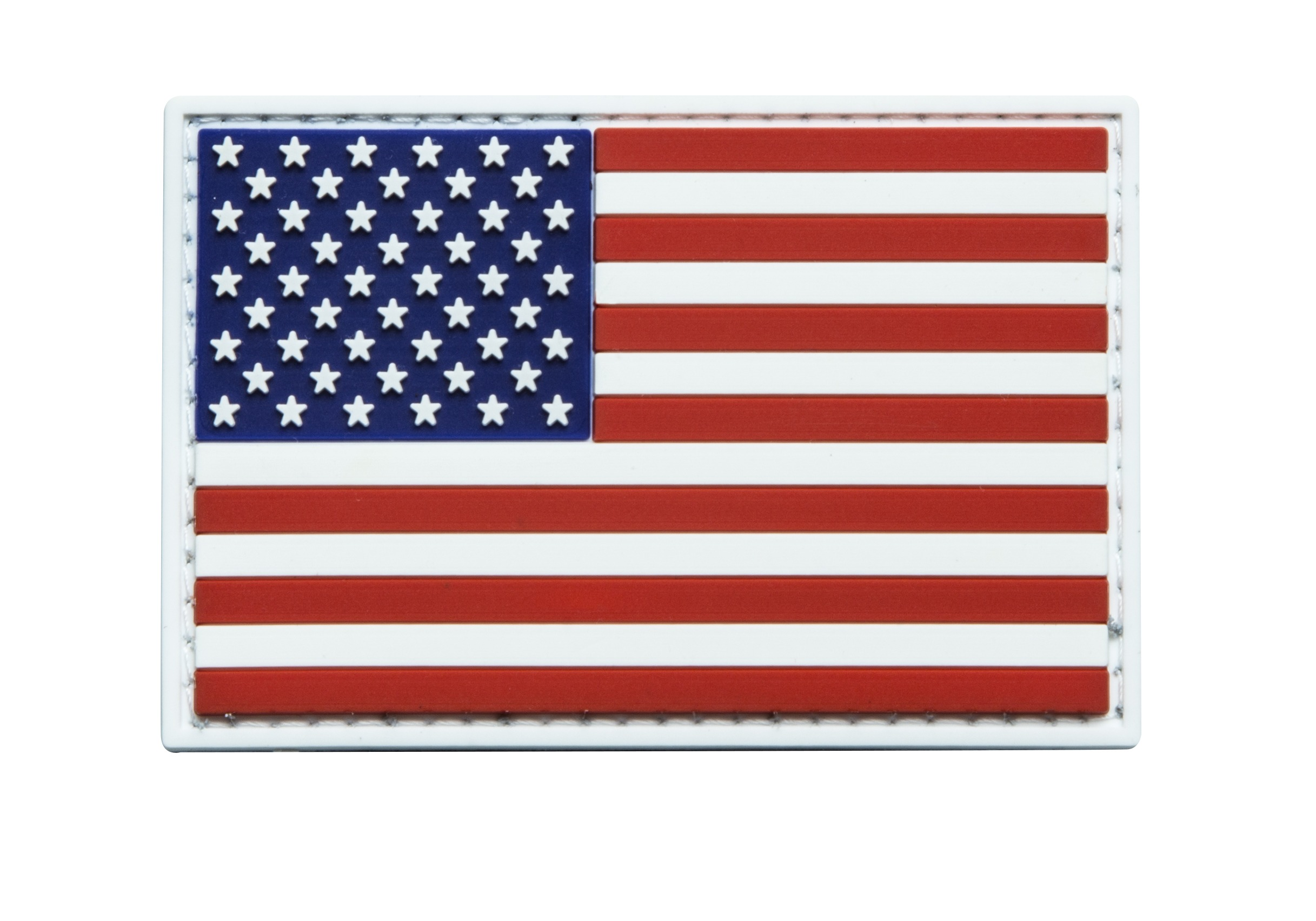 An American flag vinyl patch with Velcro back for your range bag 1ac4d53fe1e
