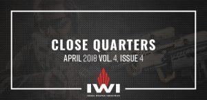 Close Quarters April 2018