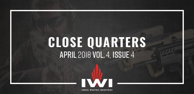 Close Quarters April 2018