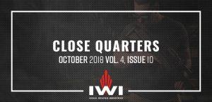 Close Quarters October