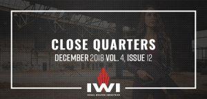 Close Quarters December