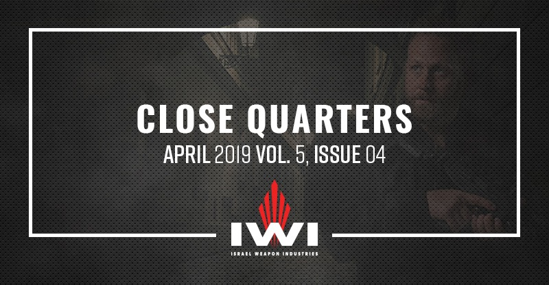 Close Quarters April 2019
