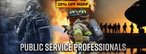 20% OFF MSRP