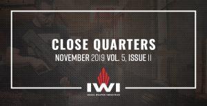 Close Quarters November 2019 Vol. 5 Issue 11