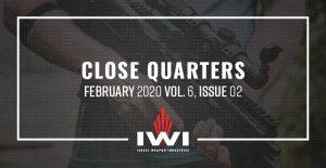 Close Quarters Feb 2020 Vol 6 Issue 2