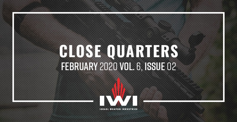 Close Quarters Feb 2020 Vol 6 Issue 2